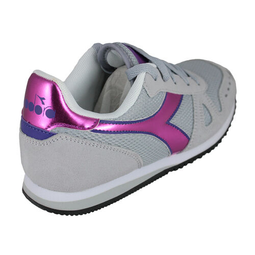 DIADORA SIMPLE RUN GS GIRL 65010 Rosa/Gris 36