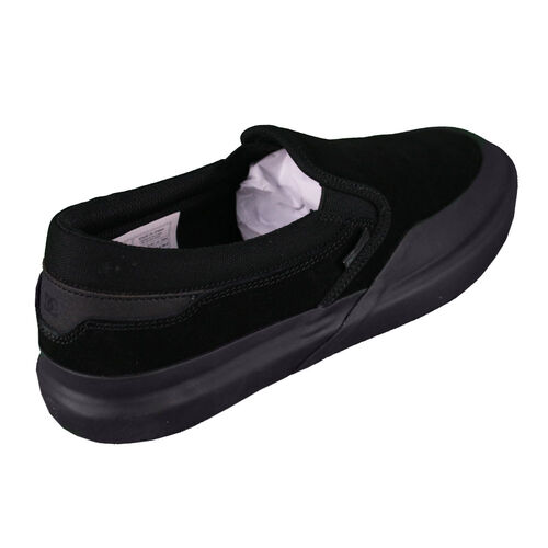 DC INFINITE SLIP-ON S BLK Negro 40
